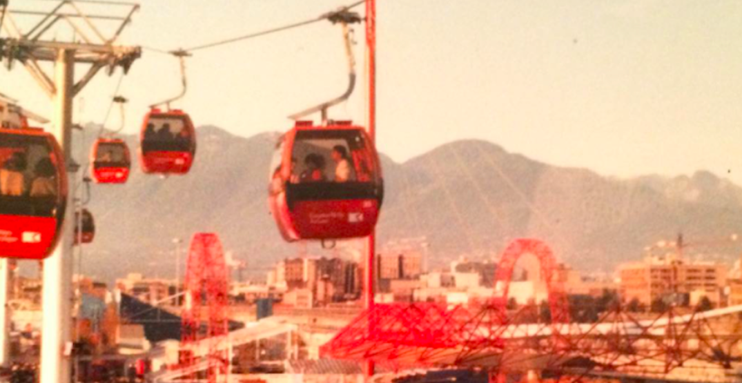 19 vintage photos of Expo '86 in Vancouver