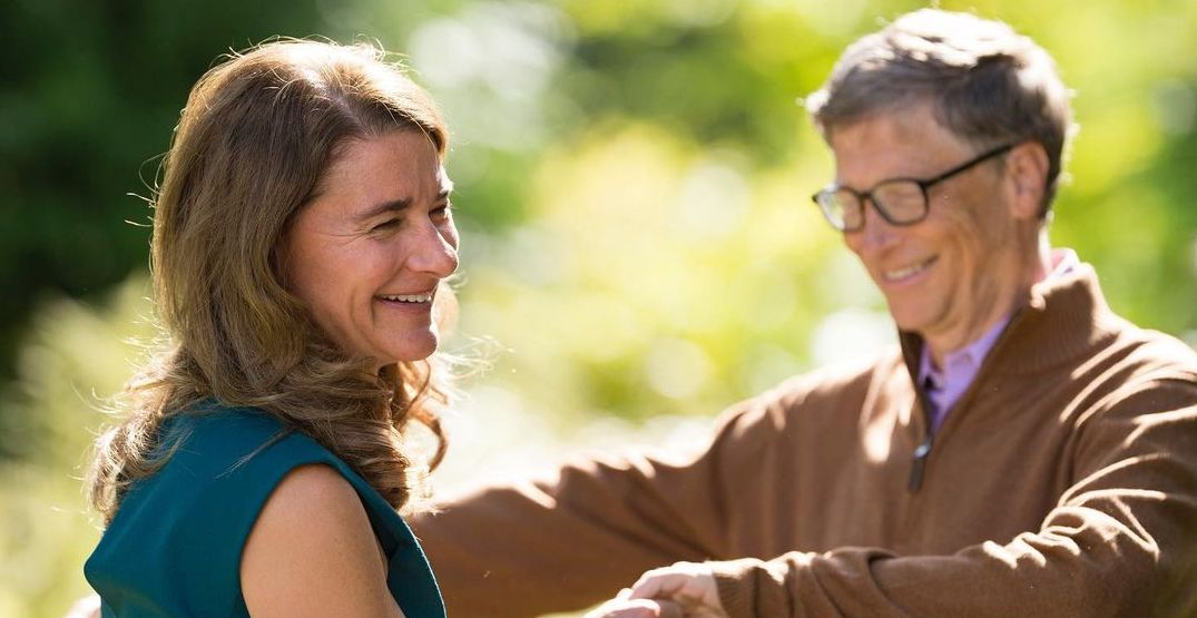 Bill and Melinda Gates announce decision to end their marriage