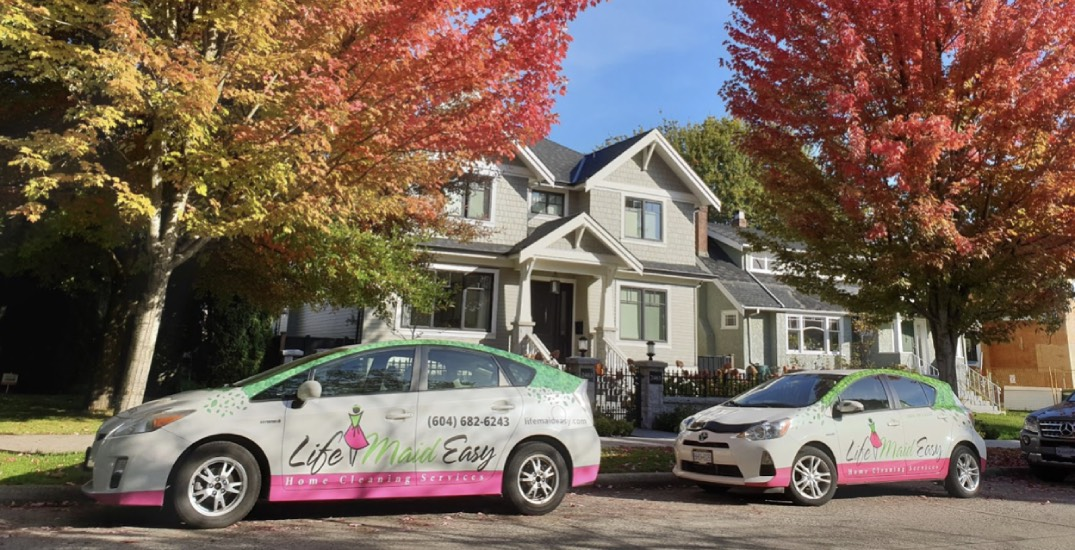 Vancouver eco-friendly cleaning service sees huge COVID business bump
