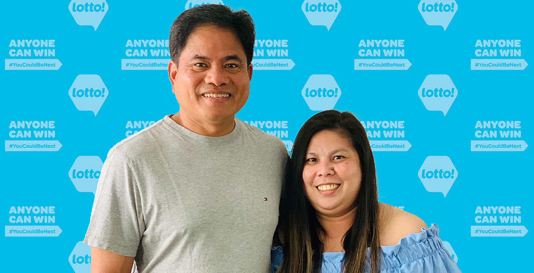 Talk about lucky: Coquitlam couple wins lottery twice in less than a year