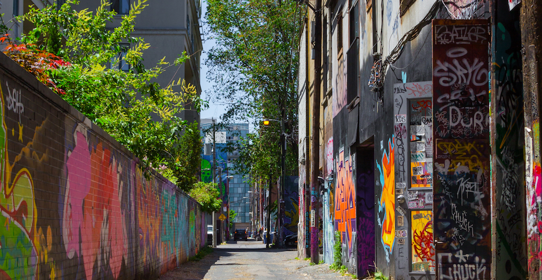 See all the art on Queen Street without leaving your couch