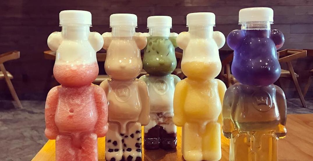 Here's where you can get the cutest bubble tea bear cups in Toronto