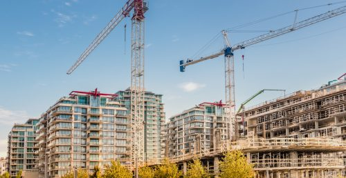 Construction starts on new housing up by more than 50% in Metro Vancouver this year