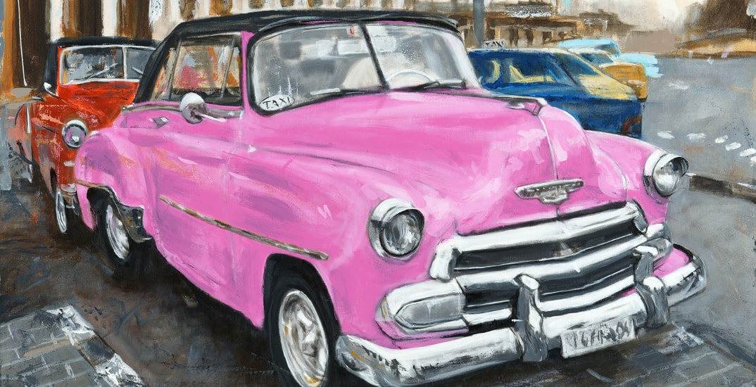 """110 artists featured in new """"Essential Travel"""" downtown artful voyage art exhibit"""