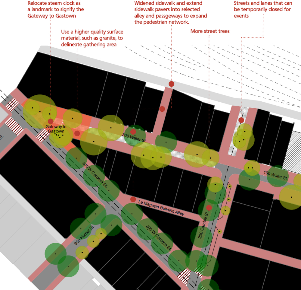 gastown tomorrow road changes