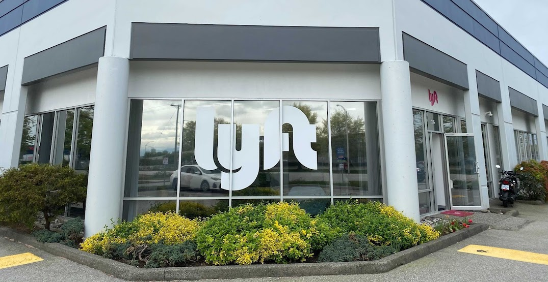 Lyft opens new permanent driver hub for Metro Vancouver