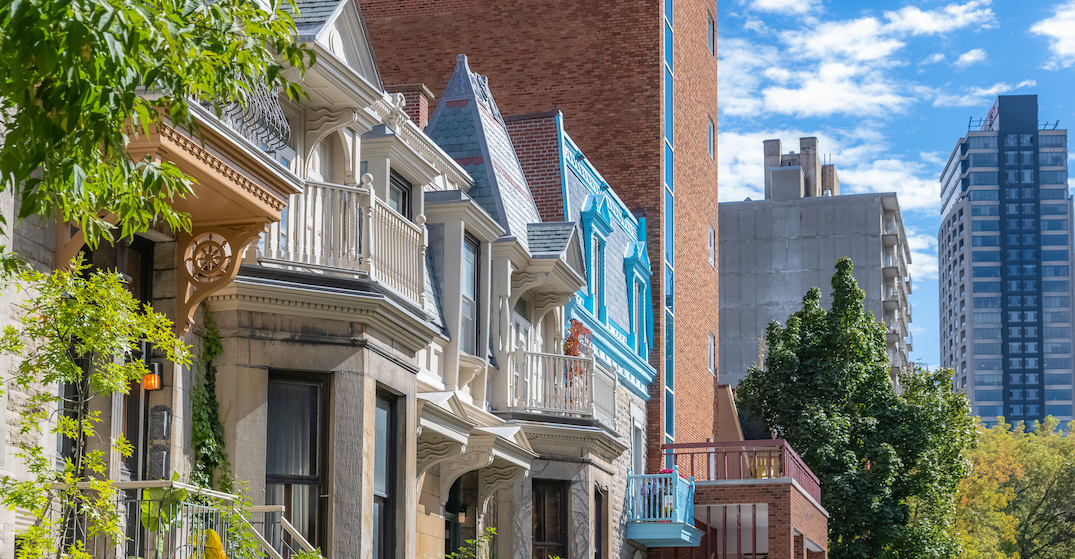 Here's how monthly rent averages break down per Montreal borough