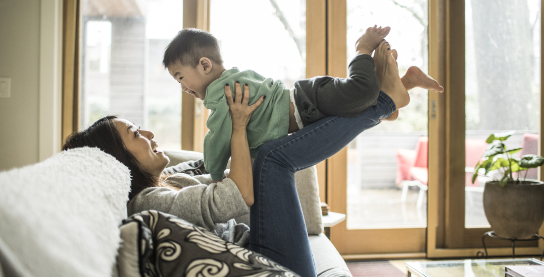 How tailored security and automation can be a real help to real moms