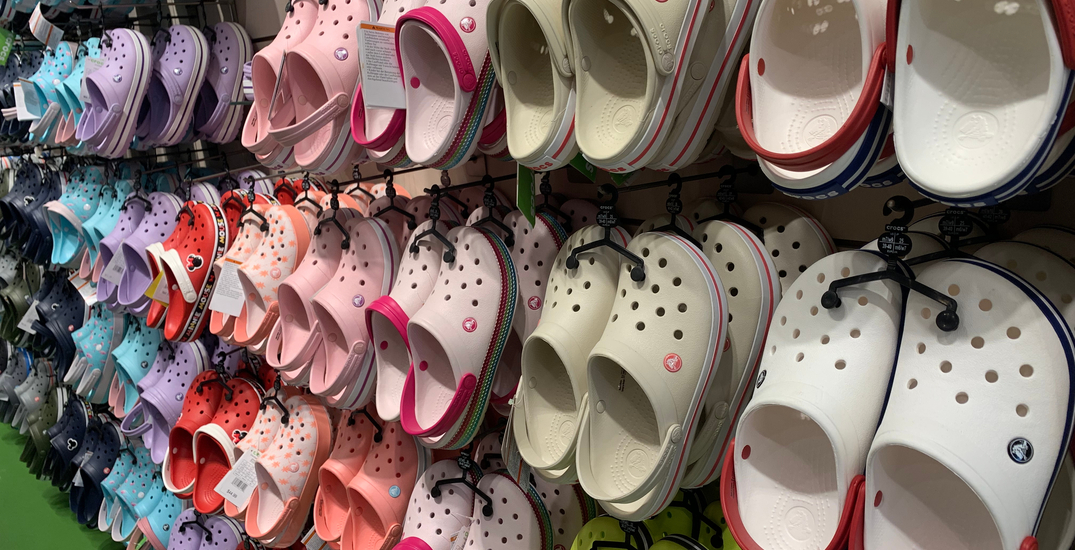 Oh, snap: Crocs stocks are trading at an all-time high