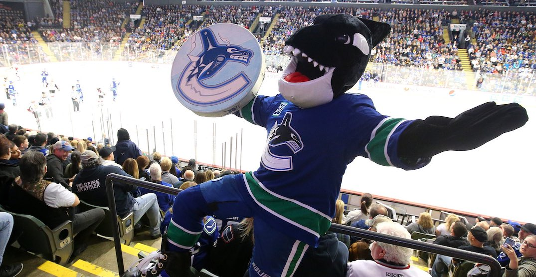 Canucks reveal 10 potential names for new Abbotsford AHL team