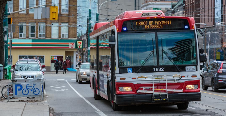 TTC launching free bus WiFi pilot program later this month