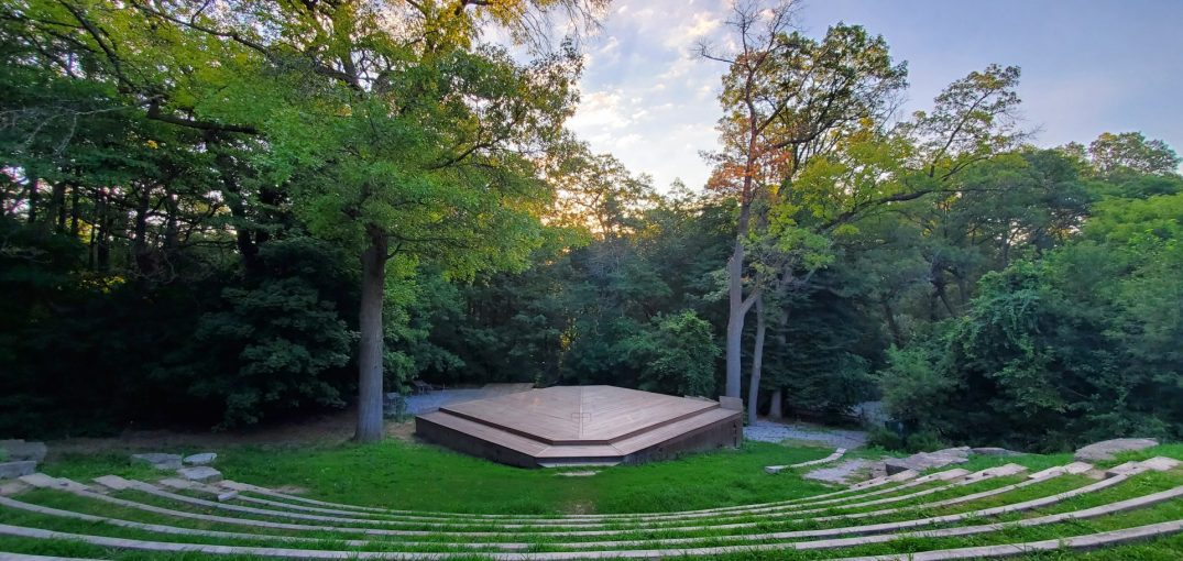 Canadian Stage planning live shows in High Park this summer