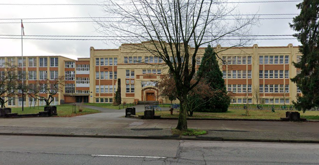 Vancouver high school on lockdown as police respond to undisclosed incident