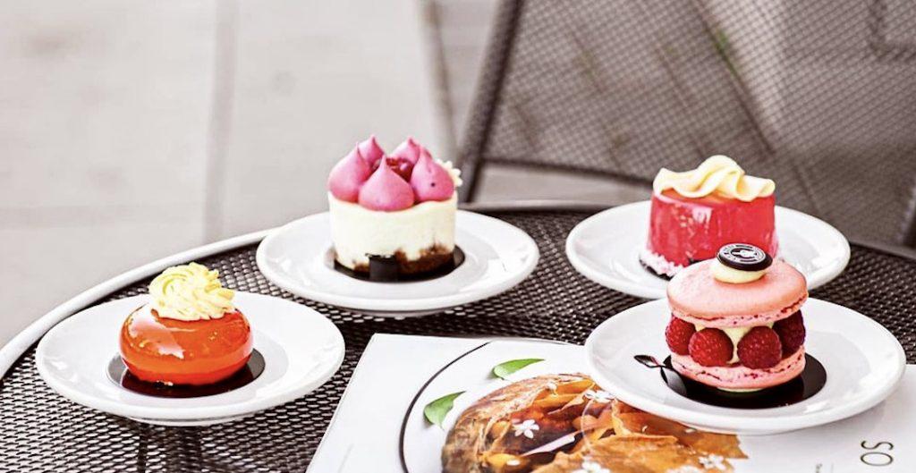 Best mini desserts in Vancouver