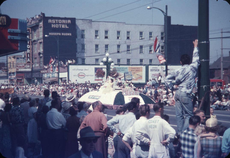 pne parade