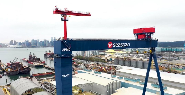 North Vancouver shipyard confirmed to build Coast Guard icebreaker