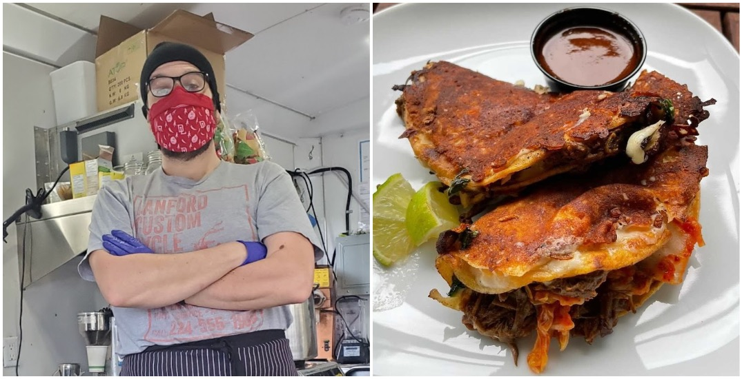 From java to birria barons: Duo serves delicious quesabirria from coffee cart