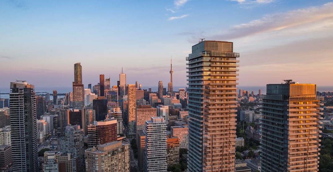 Here's how much you need to make to afford a home in Toronto right now
