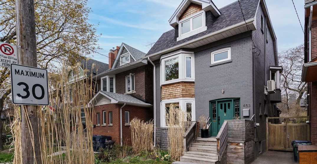 Sellers of this Toronto home raked in $651,000 over the asking price