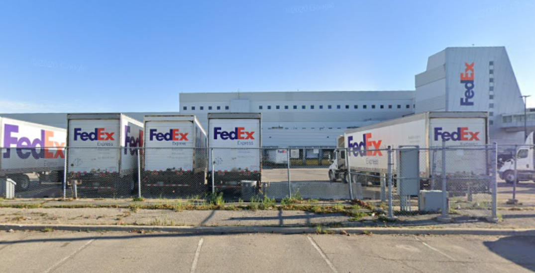 Peel orders FedEx facility to partially close due to COVID-19 cases