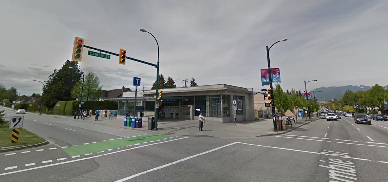 canada line king edward station