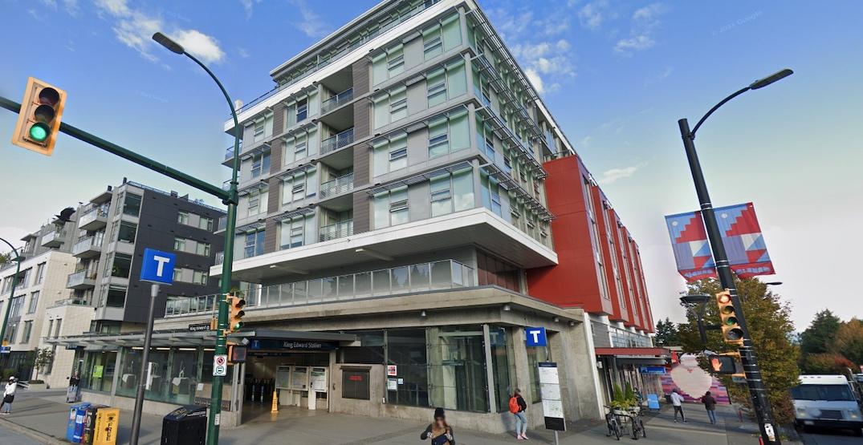 Future buildings overhead Broadway Subway station entrances possible