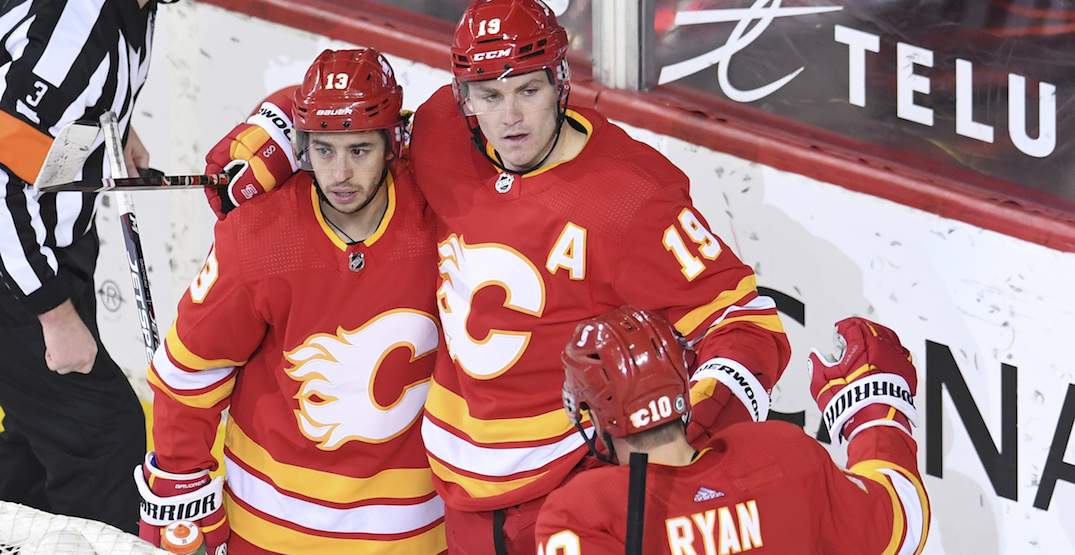 """""""I never thought we'd root for Edmonton"""": Flames playoff hopes now rely on Oilers"""
