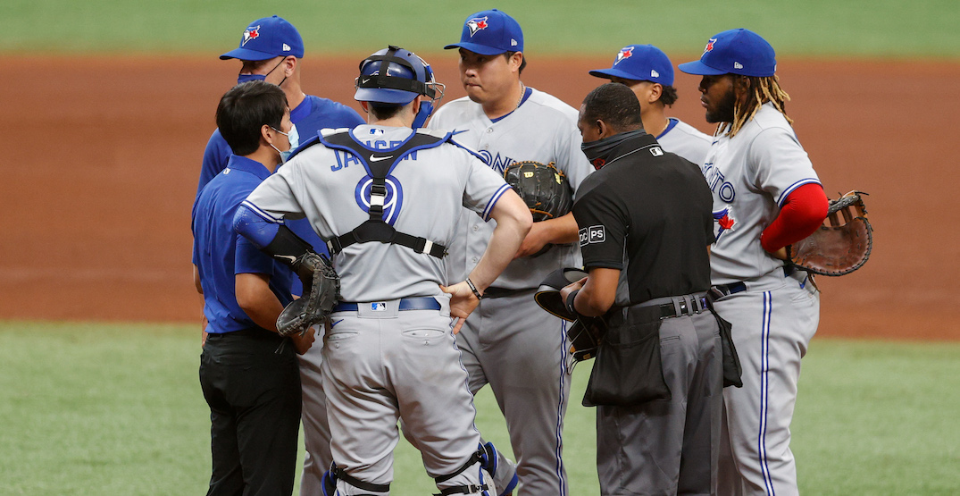 21 Blue Jays players have been injured already this season