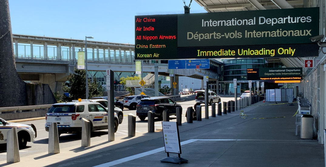 """""""Targeted"""" shooting outside Vancouver airport kills 28-year-old man"""
