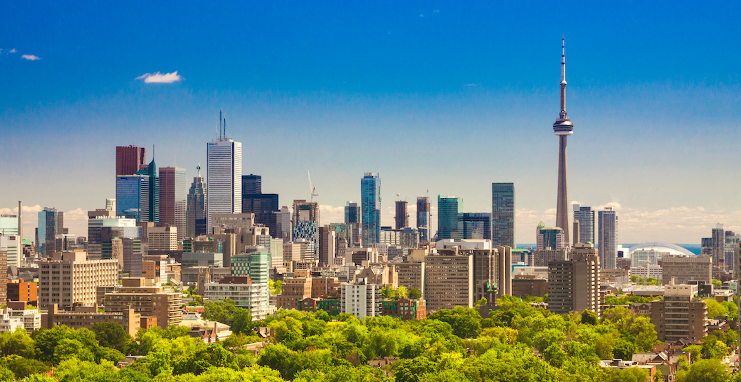 Toronto temperatures expected to reach almost 20°C this week