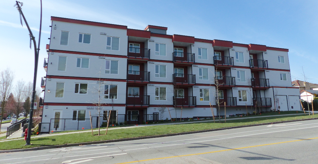 Previously planned as rentals, new Vancouver building opens as social housing