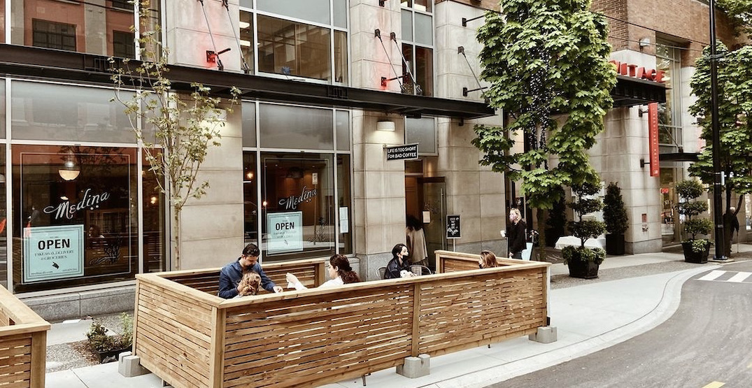 Best Vancouver patios to have brunch on this season