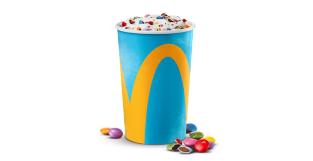 McDonald's Canada brings back Smarties McFlurry after six years