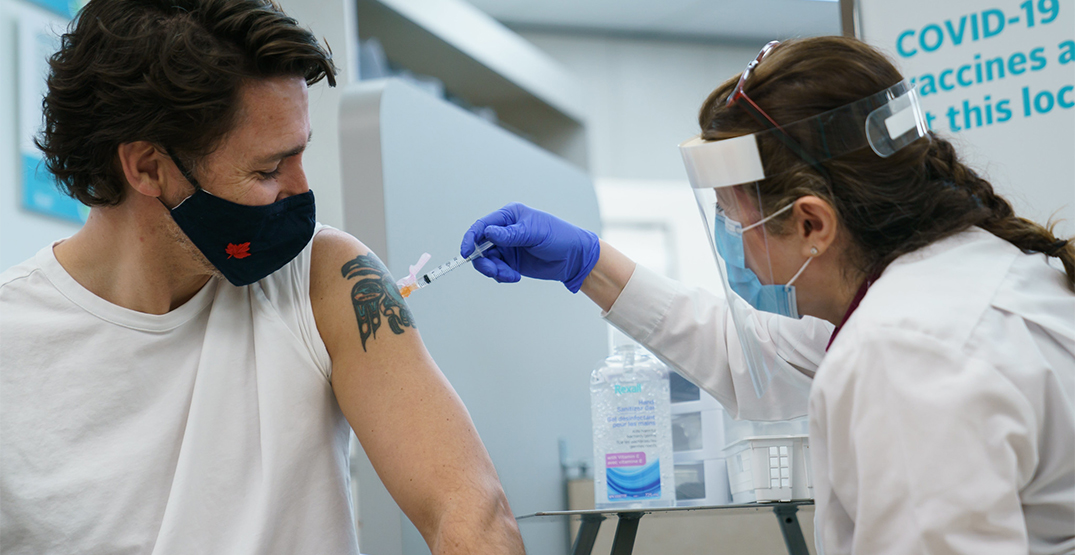 Canada now has enough COVID-19 vaccines to fully vaccinate every eligible person