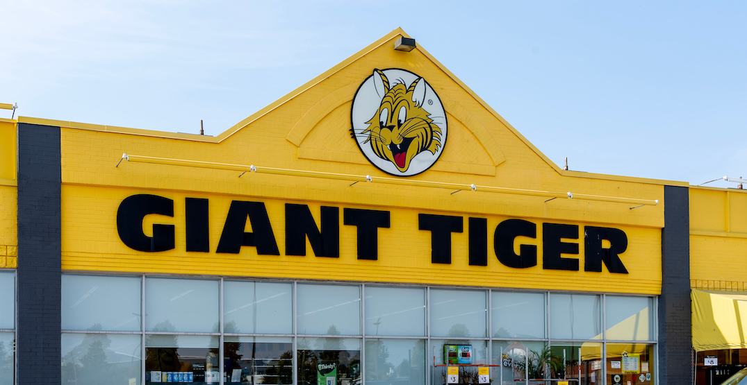 Giant Tiger plans to increase presence with 300 stores across Canada