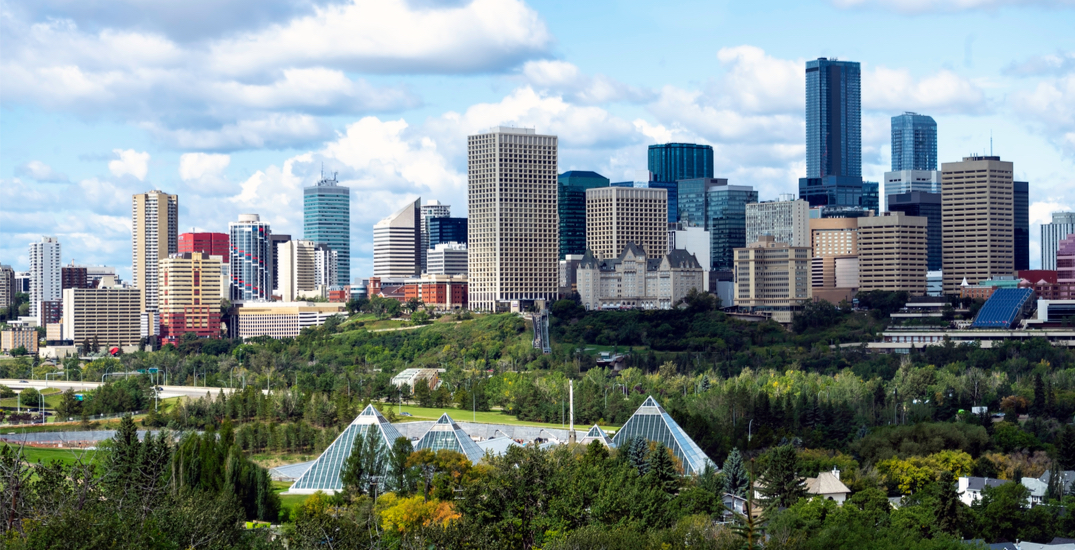 It's expected to be nearly 20ºC in Edmonton this week