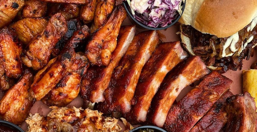 You can get the best BBQ eats at this pop up in Toronto