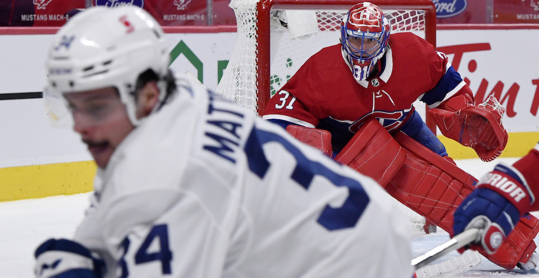Leafs and Canadiens meet in playoffs for first time since 1979