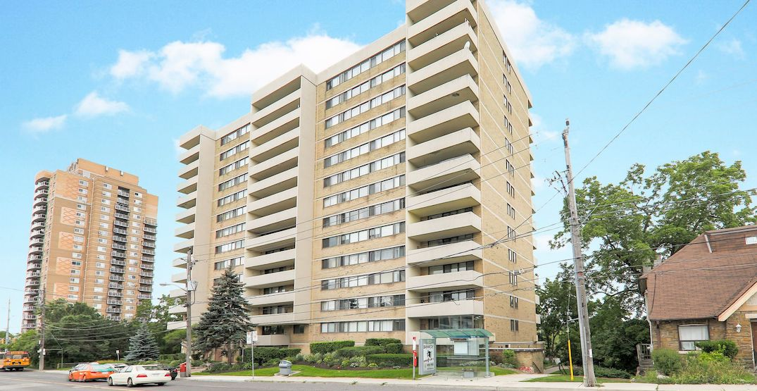 These Toronto condo buildings have the best price per sq ft on large units