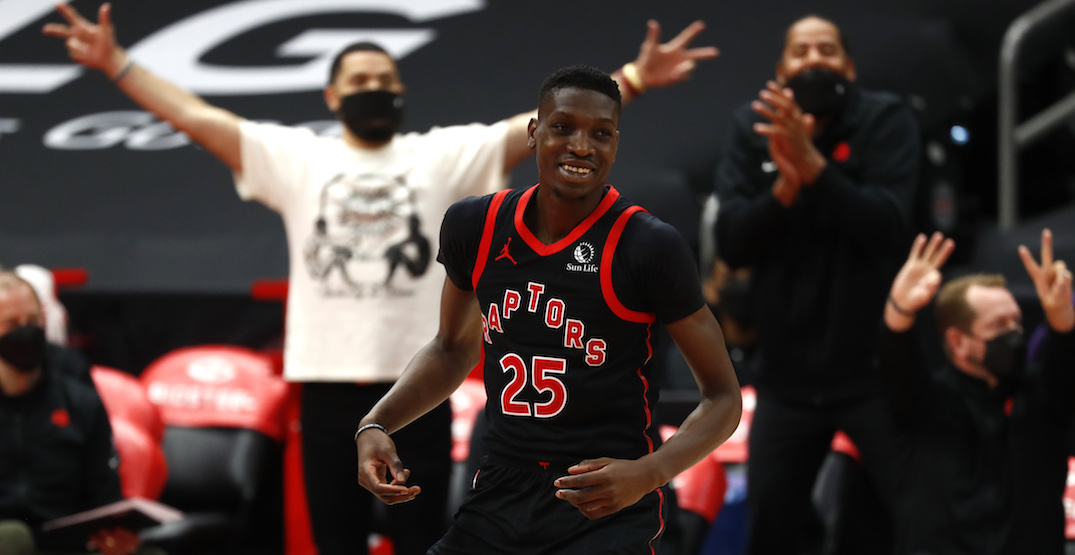 Raptors' Chris Boucher has nothing good to say about Florida, misses Toronto