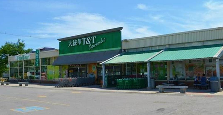Toronto T&T Supermarkets