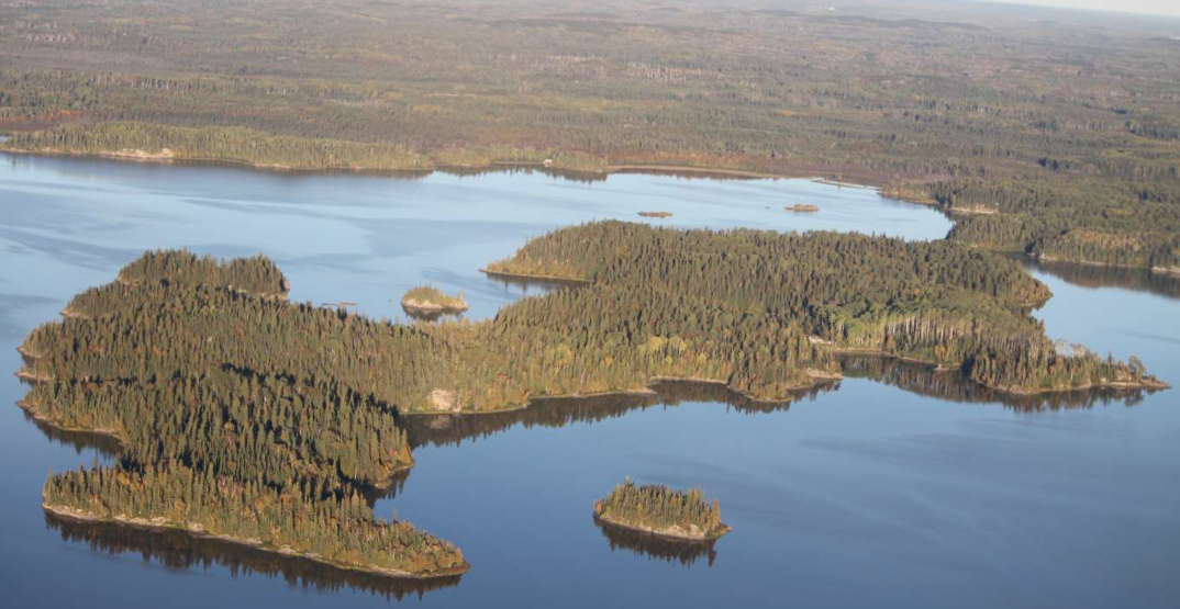 This 175-acre island in Quebec is on the market for just over $2 million