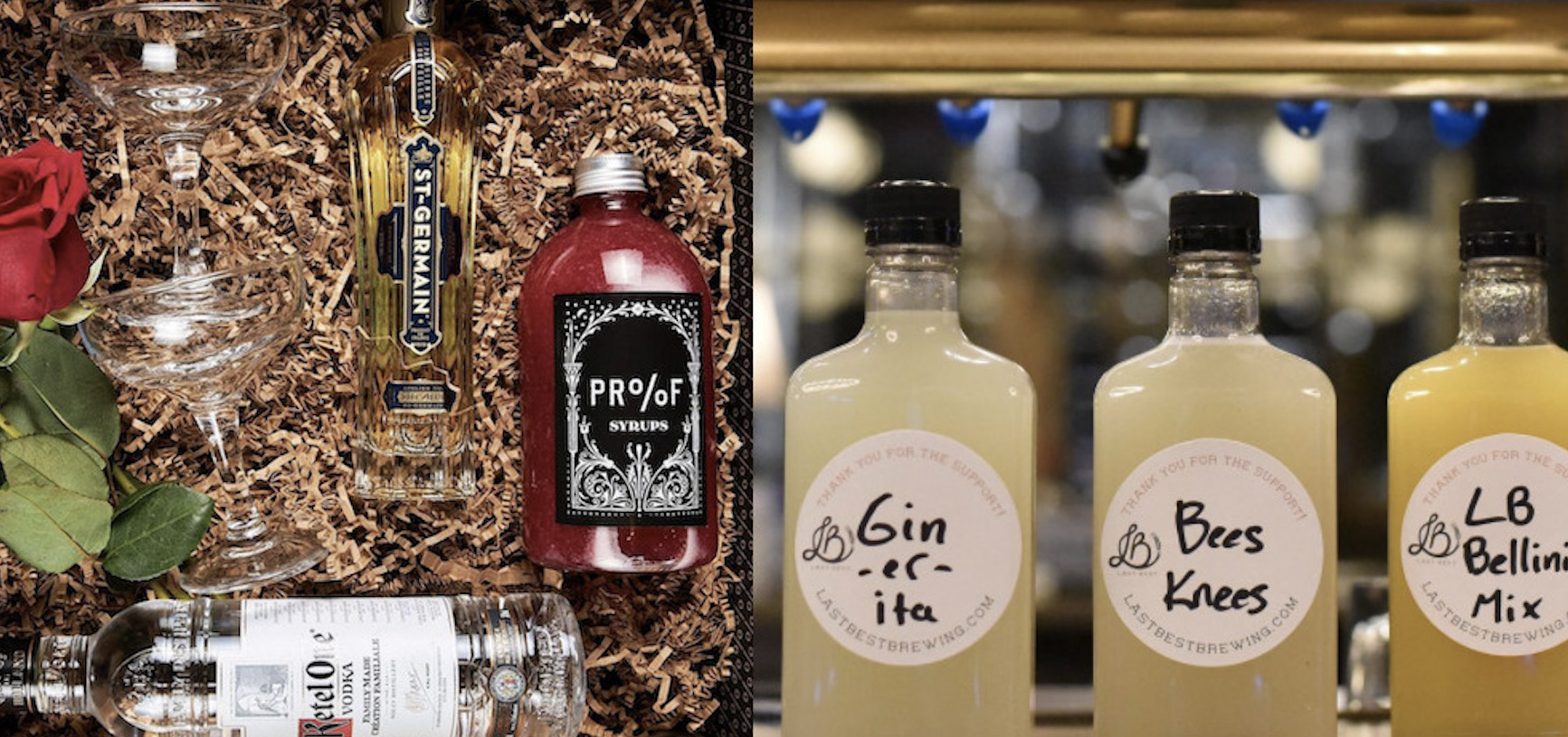 Best places to get cocktail kits to-go in Calgary