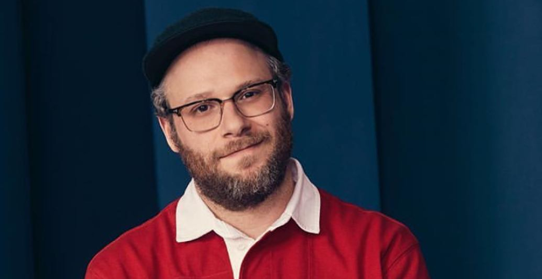 Seth Rogen is starting his own podcast with Sirius XM