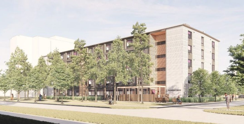 113-unit modular housing development coming to Toronto (RENDERINGS)