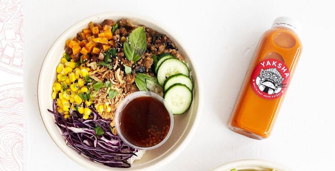 This Toronto eatery serves authentic Southeast Asian cuisine in rice bowls