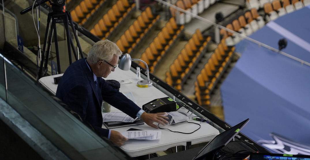 Jim Hughson not calling playoff games on Hockey Night in Canada this year