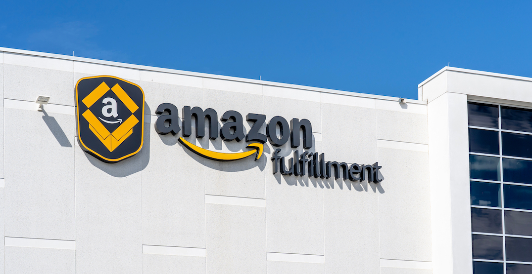 Amazon now hiring an additional 1,000 positions in Vancouver