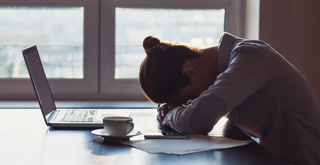 Remote workers in Canada are more stressed than ever before: survey