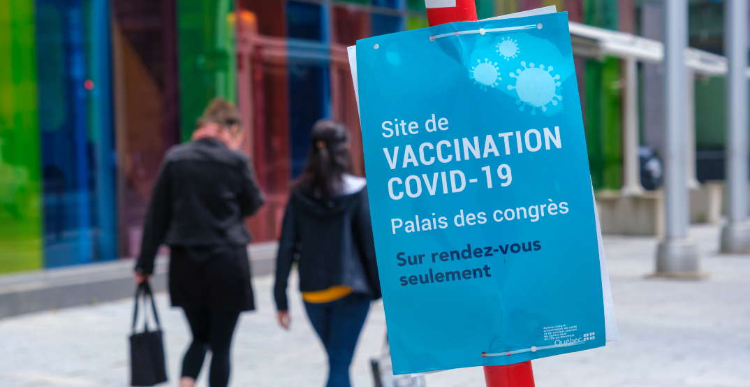 Here's how to partake in Quebec's $2 million lottery for vaccinated citizens